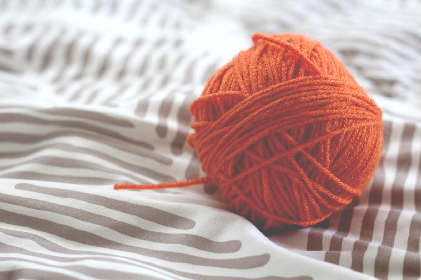 a ball of wool